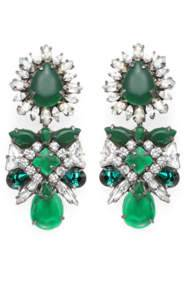 المجوهرات الخضراء البراقة!