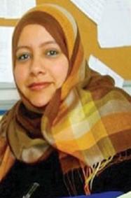 أول رئيسة تحرير لصحيفة سعودية