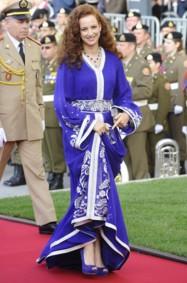 """معرض القفطان المغربي """"ألوان المتوسط"""""""