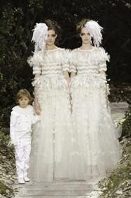 يا عروسة: وابل من الدانتيل
