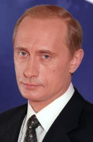 فلاديمير بوتين رجل العام 2013