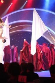 مهرجانات بيروت الدولية للتكريم (بياف) كسبت الرهان