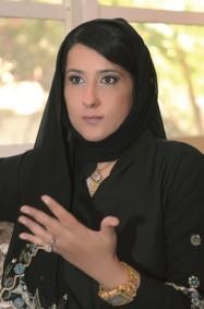 الكاتبة الإماراتية شهناز بستكي: الهندسة صقلت موهبتي في الكتابة والخبرة ساعدتني على الإبداع!