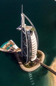 تيراس برج العرب يقدم تجربة الإسترخاء الأفخم بالعالم!