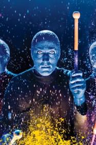 """""""مجموعة الرجل الأزرق"""" في جزيرة ياس بأبوظبي"""