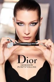 Bella Hadid، الوجه الإعلاني لـ Dior Makeup