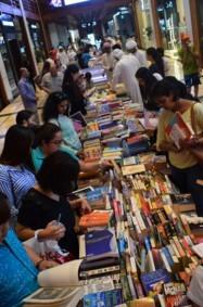 2000 كتاب يباع خلال ساعتين