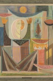 أعمال الفنانين العرب تحصد أعلى الأرقام في مزاد لندن