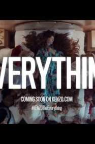 """KENZO Fall-Winter 2018 """"The EVERYTHING"""" TRAILER"""