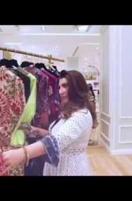 Galeries LaFayette x Elle Arabia