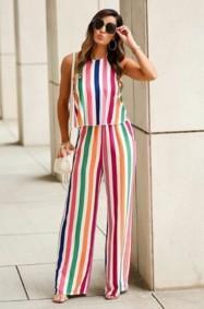 اختاري ألوان قوس قزح لملابسك الصيفية