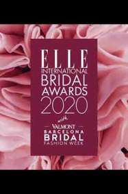 Elle bridal Awards 2020