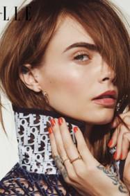 Cara Delevingne سفيرة Dior Beauty
