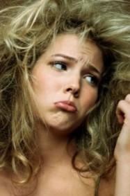6 خطوات للتخلص من الشعر التالف
