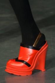 أغرب الأحذية من عروض الأزياء!