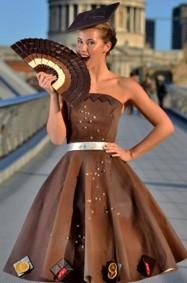 فستان فاتح للشهية