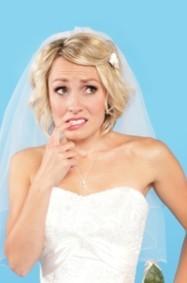 تتوتّرين وتتردّدين بشأن زواجك منه؟