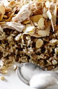وصفة الرز والدجاج بطريقة صحيّة ووحدات حرارية قليلة