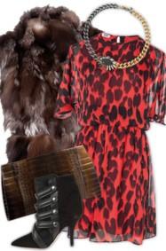 جيليه الفرو Fur Vest لثلاث طلات شتوية مختلفة
