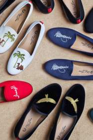 أحذية ديل تورو تشير إلى اليمين واليسار!