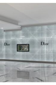 """متجر جديد لدار أزياء """"ديور"""" Dior في أبو ظبي"""