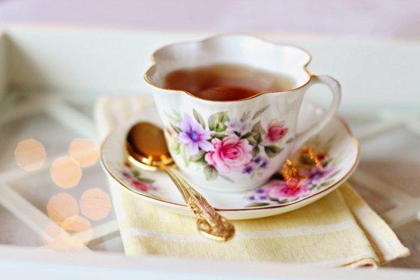 اتيكيت حفلات الشاي Ellearabia