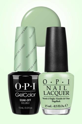ألوان ناعمة مع ظلال OPI SoftShades | ElleArabia