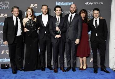مخرج فيلم La La Land يتألق بساعة جيجر لوكولتر