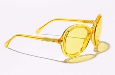 نظارات Chanel الشمسية!