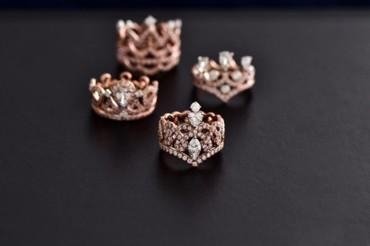 Dhamani تتعاون حصرياً مع Argyle Pink Diamonds!