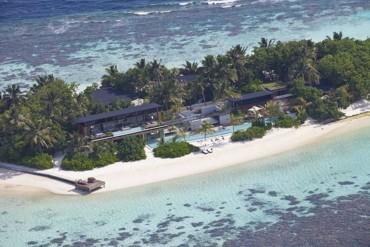 كوكو بريفي برايفت آيلند كودا هيثي في المالديف ملاذ للعائلة