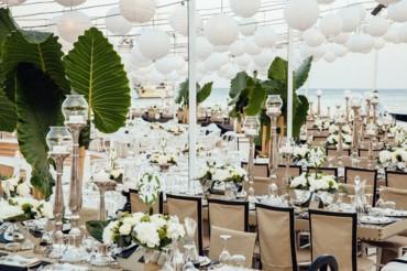 «منتجع وسبا كاريس بودروم» الوجهة الساحرة لتنظيم حفلات الزفاف