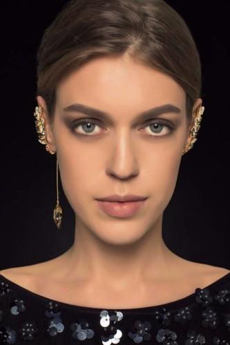 مقابلة حصرية مع مصممة المجوهرات Vinita Michael