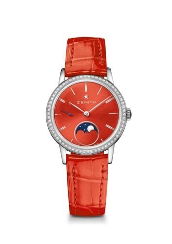 Zenith غيّري لون ساعتك بحسب رغبتك!