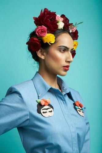 AAVVA تطلق مجموعتها الجديدة Frida Kahlo