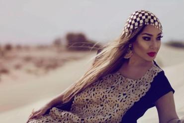 بوشي يوسف تستلهم من روح الإمارات العربية المتحدة