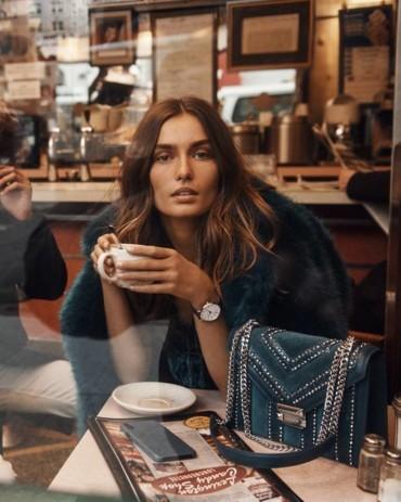 مايكل كورس يكشف عن الحملة الإعلانية لمجموعة خريف 2018