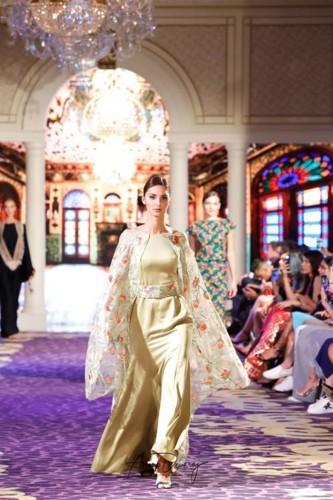 سموّ الشيخة هند بنت فيصل القاسمي تستضيف مجموعة من المصممين العالميين