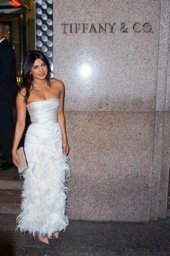 بريانكا شوبرا تقيم حفل ما قبل الزفاف