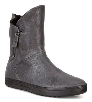 دفء وأناقة مع أحذية الفرو من Ecco