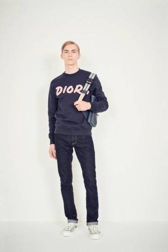 كبسولة للرجال من Dior