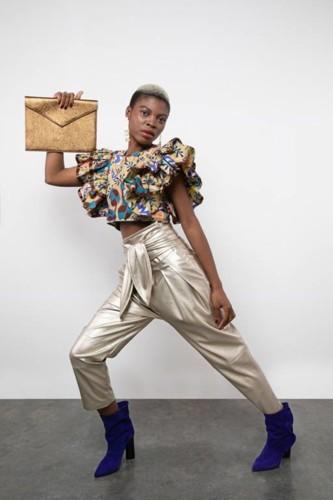 الموضة الأفريقية والتراث الفرنسي مع By M.A.R.Y