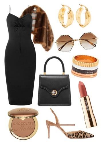 الفستان الأسود بـ3 إطلالات متنوعة