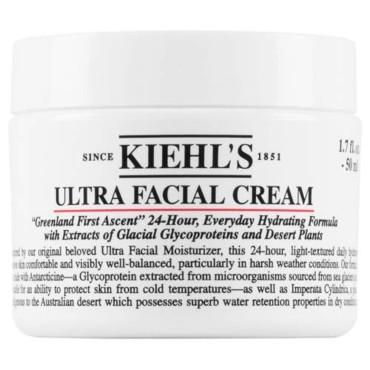 كريم Ultra Facial المفضّل من Kiehl's