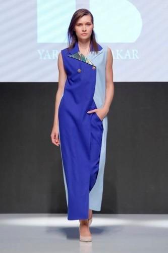 إبداعات المصممين في أسبوع الموضة العربي بيومه الثالث