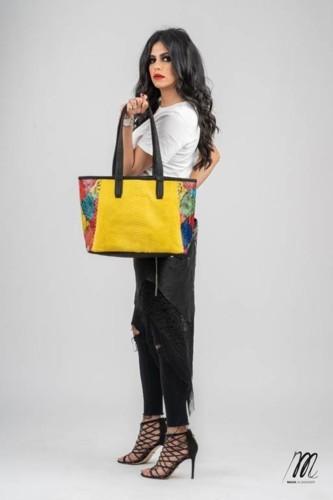 Maha Al Sagheer تطلق مجموعة حقائب عصرية ومبتكرة