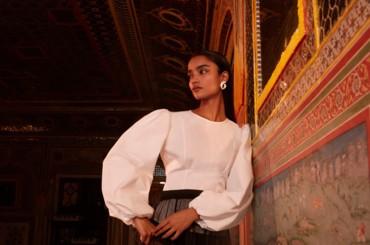 زهرة الياسمين توحي مجوهرات Ananya