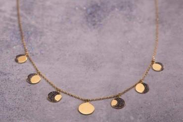 Fabula Jewels تستقي إلهامها من أطوار القمر