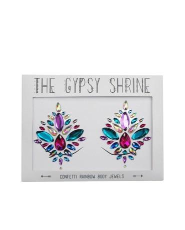 إعتمدي ماكياج The Gypsy Shrine الصارخ