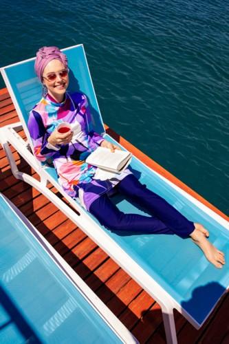 أجمل ملابس السباحة المحتشمة والبوركيني